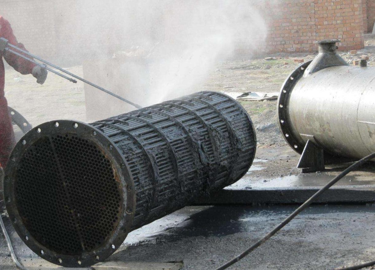 换热器高压清洗