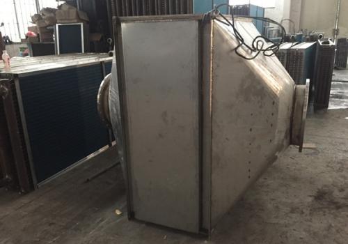 冷凝器清洗